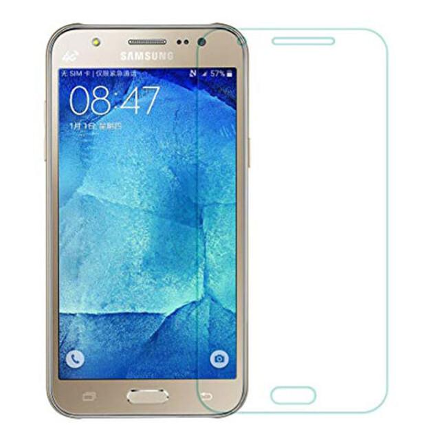 محافظ صفحه نمایش شیشهای 414 گوشی موبایل سامسونگ J5