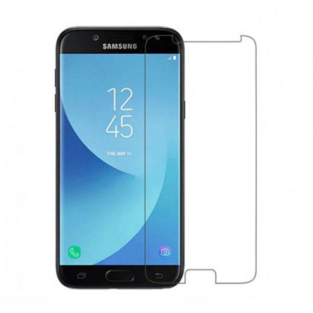 محافظ صفحه نمایش شیشهای 414 گوشی موبایل سامسونگ J3 2017
