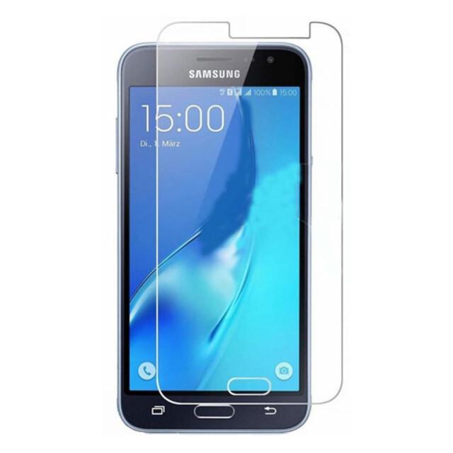 محافظ صفحه نمایش شیشهای 414 گوشی موبایل سامسونگ J3