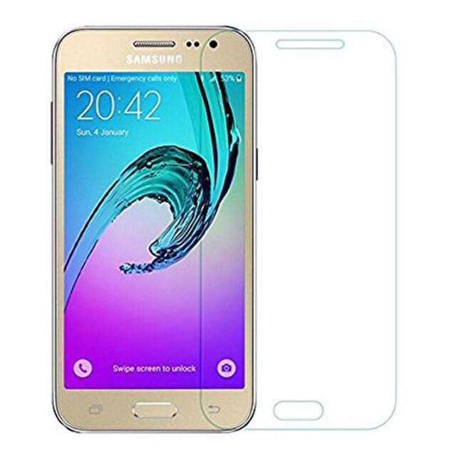 محافظ صفحه نمایش شیشهای 414 گوشی موبایل سامسونگ J2
