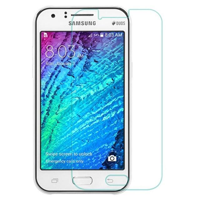 محافظ صفحه نمایش شیشهای 414 گوشی موبایل سامسونگ J1