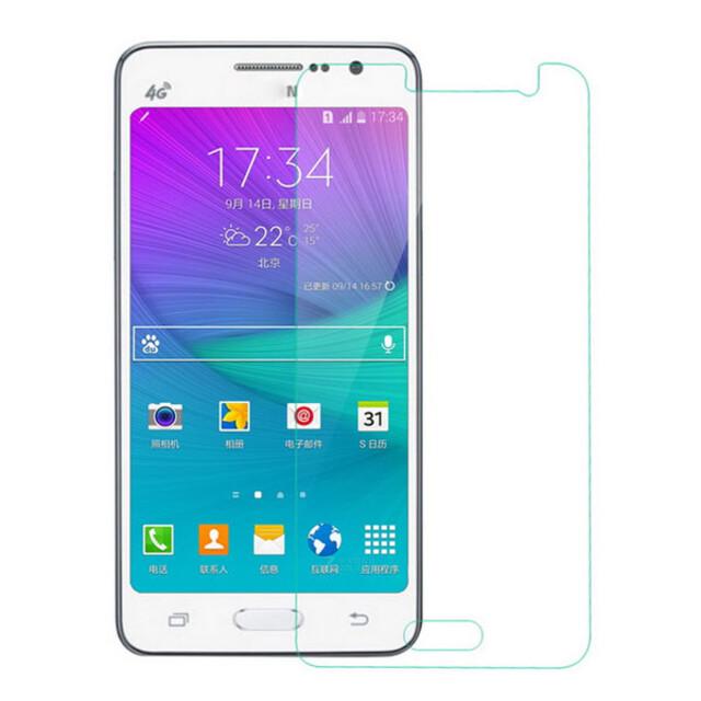 محافظ صفحه نمایش شیشهای 414 گوشی موبایل سامسونگ Grand Prime