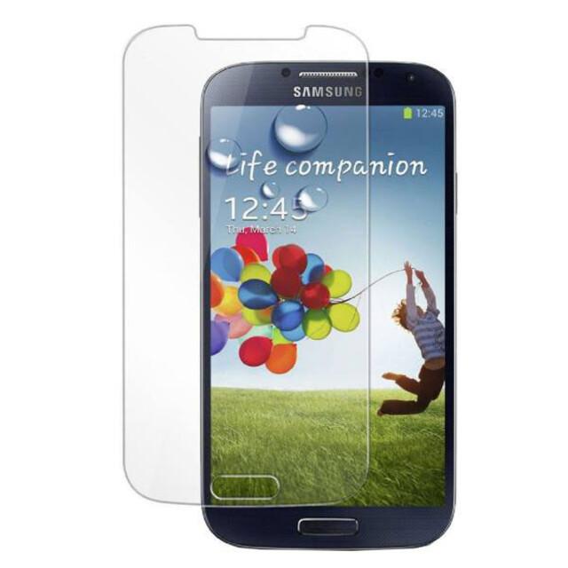 محافظ صفحه نمایش شیشهای 414 گوشی موبایل سامسونگ S4