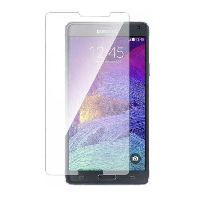 محافظ صفحه نمایش شیشهای 414 گوشی موبایل سامسونگ Note 4
