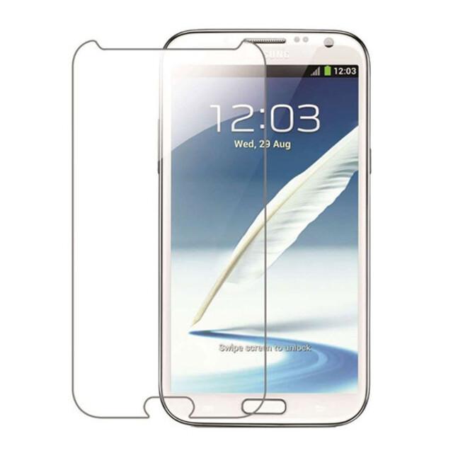 محافظ صفحه نمایش شیشهای 414 گوشی موبایل سامسونگ Note 2