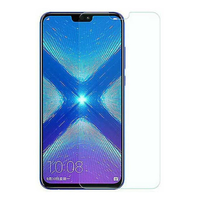 محافظ صفحه نمایش شیشهای 414 گوشی موبایل هوآوی Honor 8X