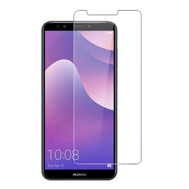 محافظ صفحه نمایش شیشهای 414 گوشی موبایل هوآوی Y6 2018