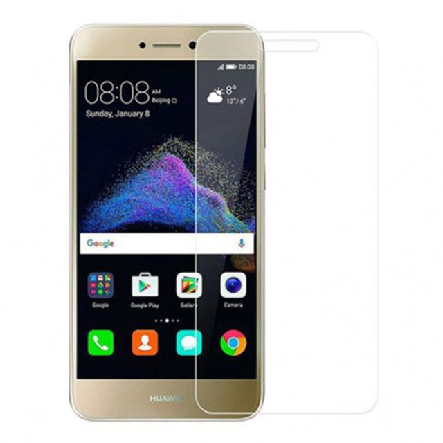محافظ صفحه نمایش شیشهای 414 گوشی موبایل هوآوی P8 Lite 2017