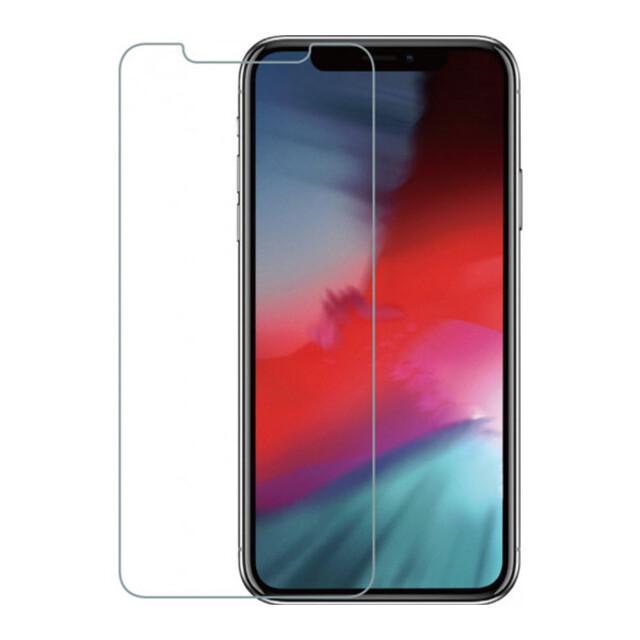 محافظ صفحه نمایش شیشهای 414 گوشی موبایل آیفون X/XS