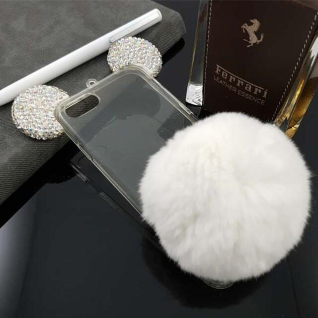قاب میکی مدل خزهدار مناسب برای گوشی موبایل آیفون 7