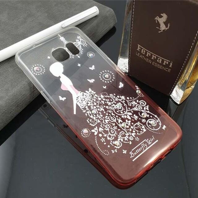 قاب فانتزی طرح2 مناسب برای موبایل سامسونگ S7 Edge