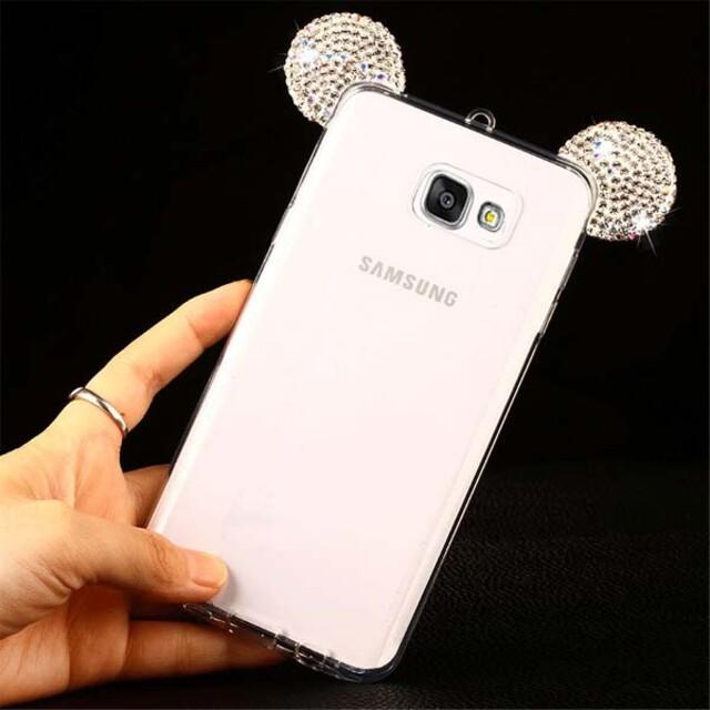 قاب میکی مدل نگیندار مناسب برای گوشی موبایل سامسونگ S6