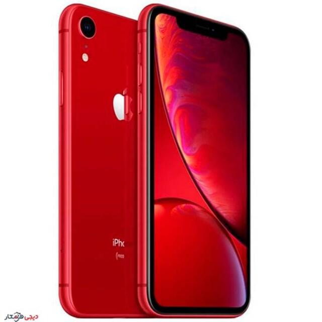 موبایل اپل iPhone XR دو سیم کارت ظرفیت 128 گیگابایت