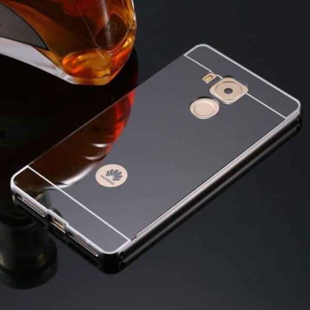 قاب آینهای دور فلزی موبایل هواوی Mate 8