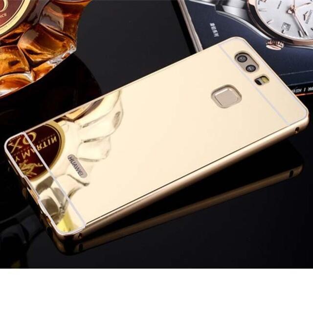 قاب آینهای دور فلزی موبایل هواوی Honor 7S
