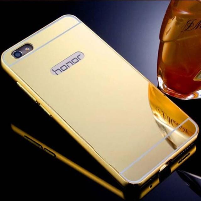 قاب آینهای دور فلزی موبایل هواوی Honor 4x