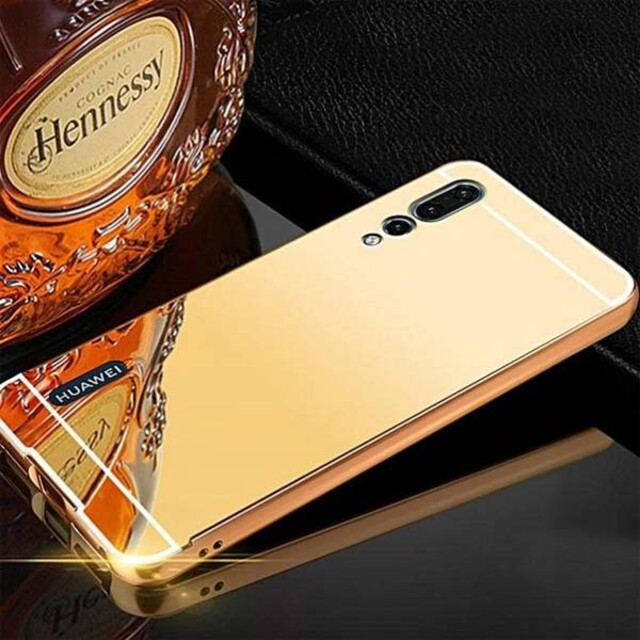 قاب آینهای دور فلزی موبایل هواوی P20 Pro