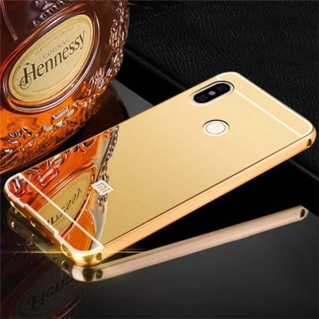 قاب آینهای دور فلزی موبایل هواوی P20