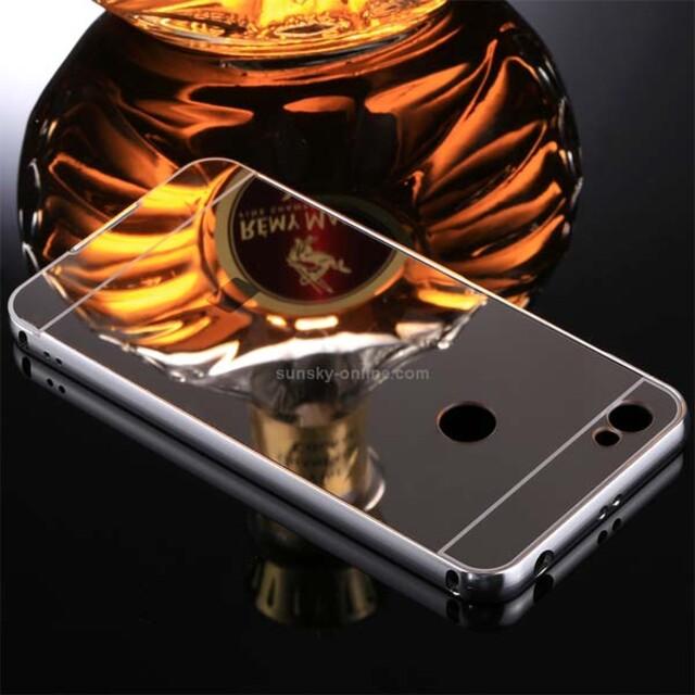 قاب آینهای دور فلزی موبایل شیاومی Redmi Note 5A