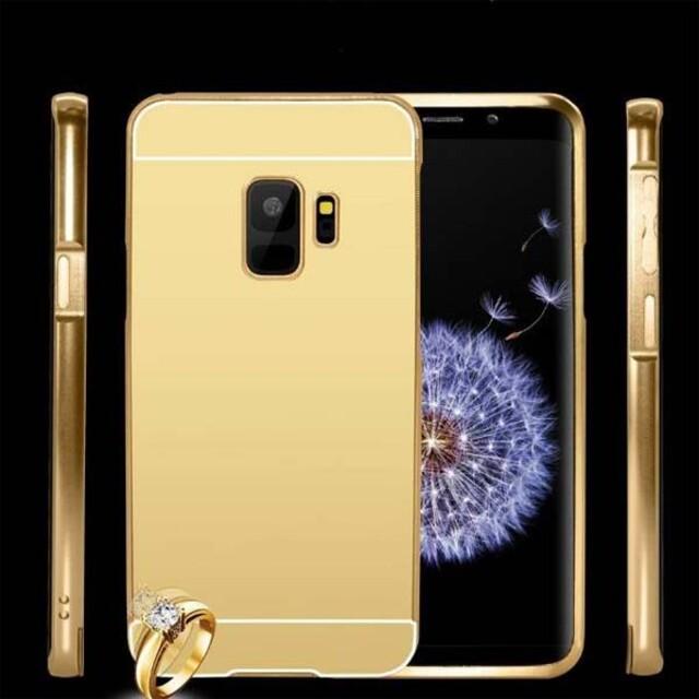 قاب آینهای دور فلزی موبایل سامسونگ Galaxy S9 Plus