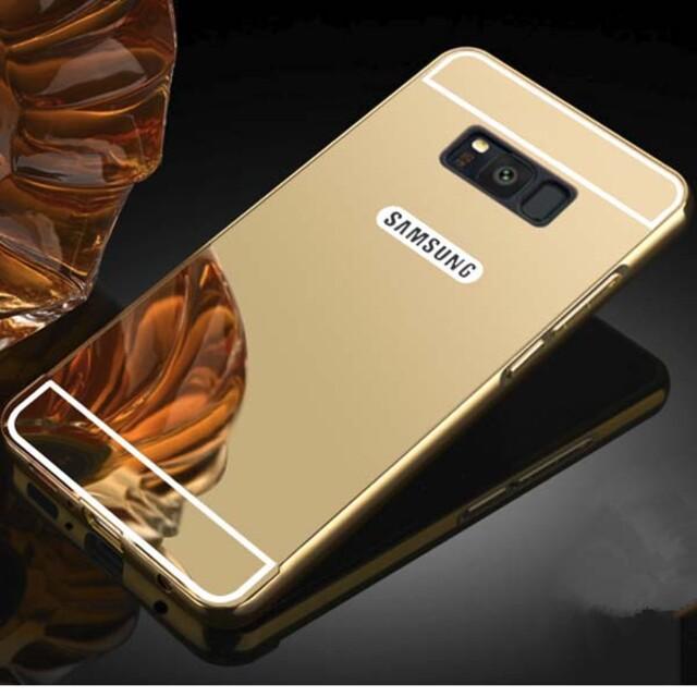 قاب آینهای دور فلزی موبایل سامسونگ Note 8