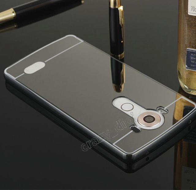 قاب آینهای دور فلزی موبایل الجی G5