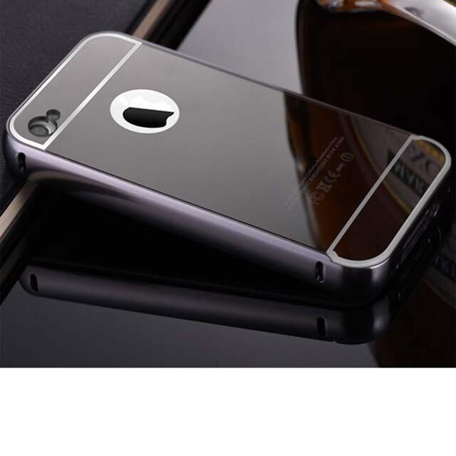 قاب آینهای دور فلزی موبایل آیفون 7