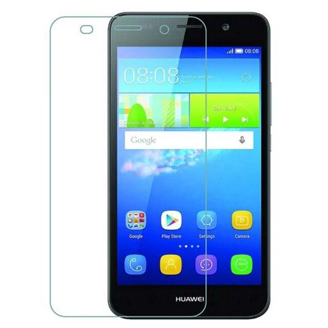محافظ صفحه نمایش شیشه ای مناسب برای گوشی موبایل هوآوی Y6