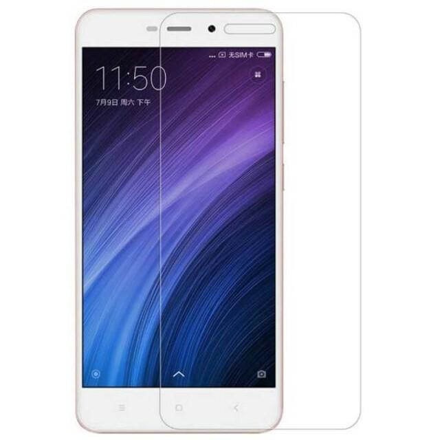 محافظ صفحه نمایش شیشه ای مناسب برای گوشی موبایل شیاومی Redmi 4A