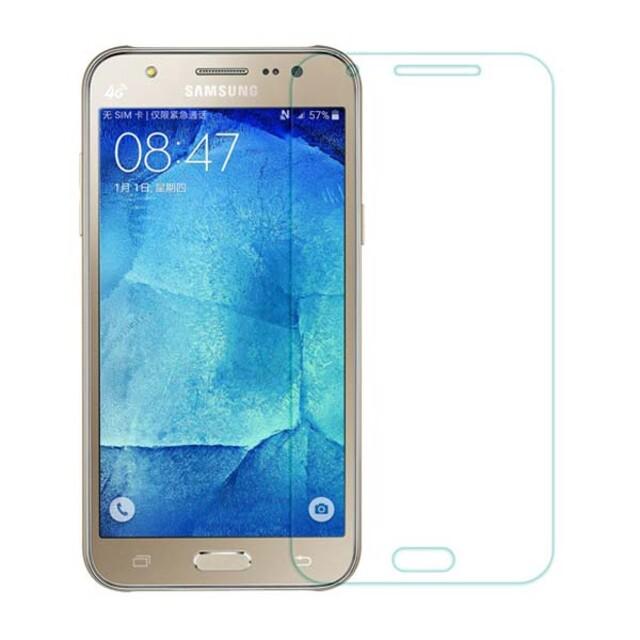 محافظ صفحه نمایش شیشه ای مناسب برای گوشی موبایل سامسونگ گلکسی J5
