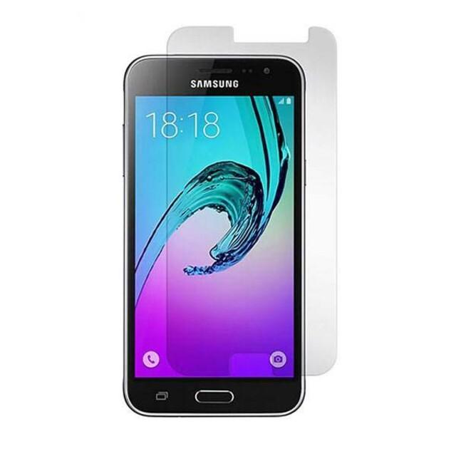 محافظ صفحه نمایش شیشه ای مناسب برای گوشی موبایل سامسونگ گلکسی J3