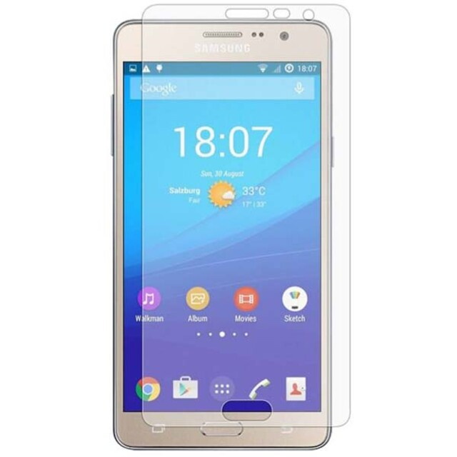 محافظ صفحه نمایش شیشه ای مناسب برای گوشی موبایل سامسونگ گلکسی On7