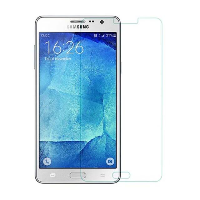 محافظ صفحه نمایش شیشه ای مناسب برای گوشی موبایل سامسونگ گلکسی On5