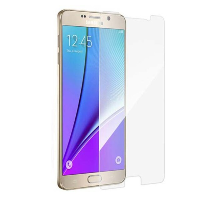 محافظ صفحه نمایش شیشه ای مناسب برای گوشی موبایل سامسونگ گلکسی Note 5