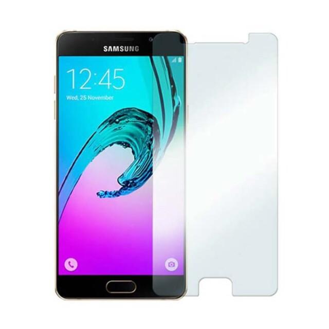 محافظ صفحه نمایش شیشه ای مناسب برای گوشی موبایل سامسونگ گلکسی A9 2016