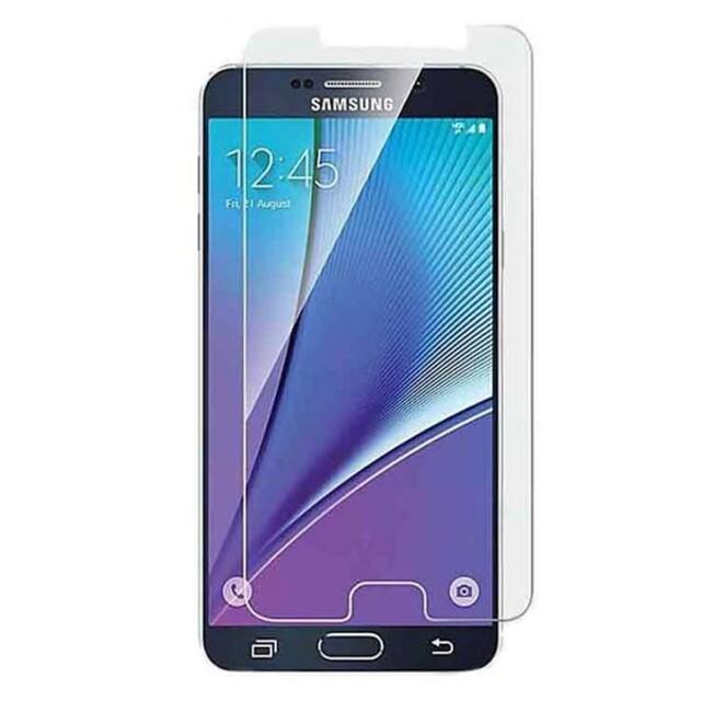 محافظ صفحه نمایش شیشه ای مناسب برای گوشی موبایل سامسونگ گلکسی A7 2016