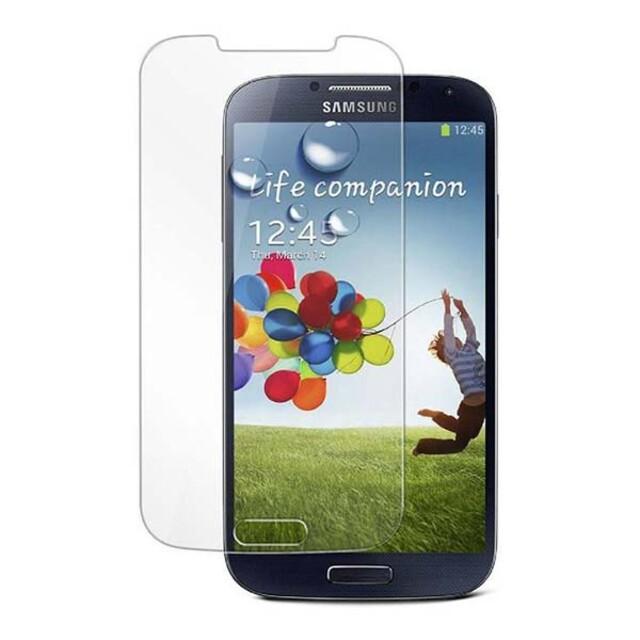 محافظ صفحه نمایش شیشه ای مناسب برای گوشی موبایل سامسونگ S4