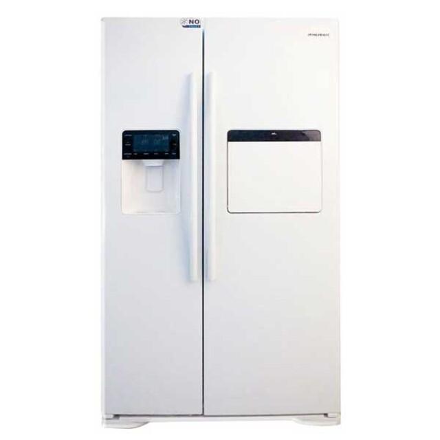 یخچال فریزر ساید بای ساید الکترواستیل مدل ES51