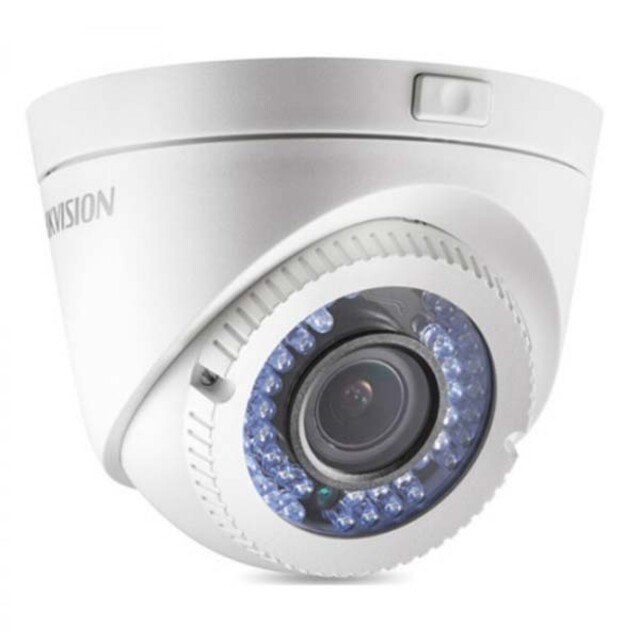 دوربین مداربسته TurboHD دام هایک ویژن وری فوکال مدل DS-2CE56D0T-VFIR3E