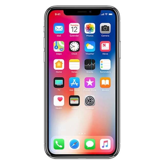 گوشی موبایل اپل مدل iPhone X تک سیم کارت ظرفیت 64 گیگابایت