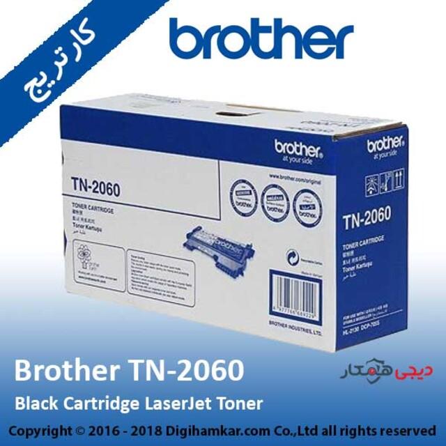 تونر کارتریج مشکی برادر مدل TN-2060