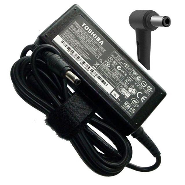 شارژر لپ تاپ توشیبا 19 ولت 3.95 آمپر مدل SADP-65KBA
