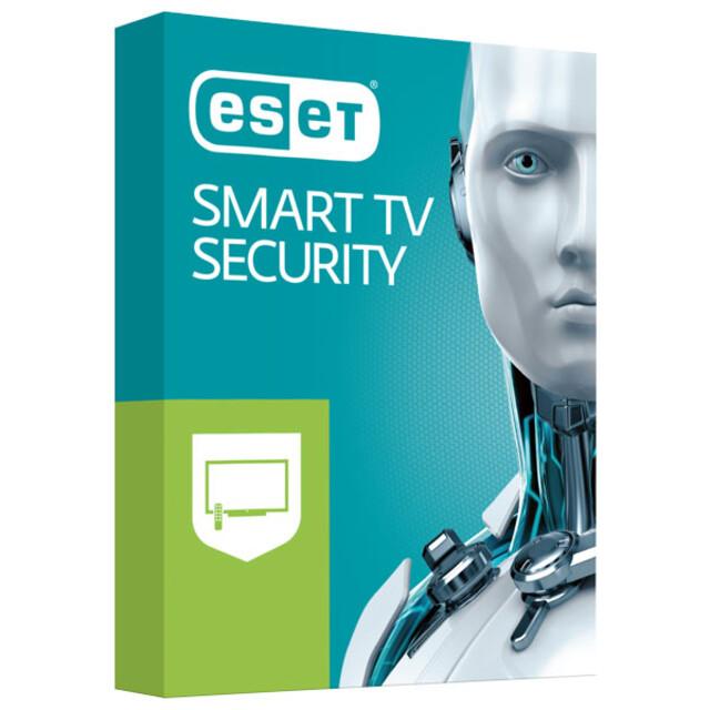 ايست اسمارت تی وی سکيوريتی ESET Smart TV Security يک کاربره، يک ساله