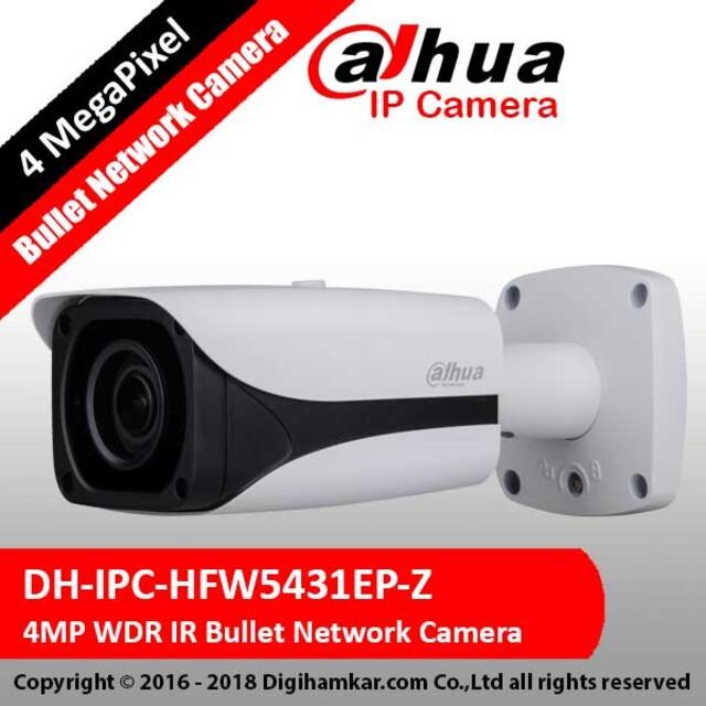 دوربین تحت شبکه بولت موتورایز داهوا مدل DH-IPC-HFW5431EP-Z