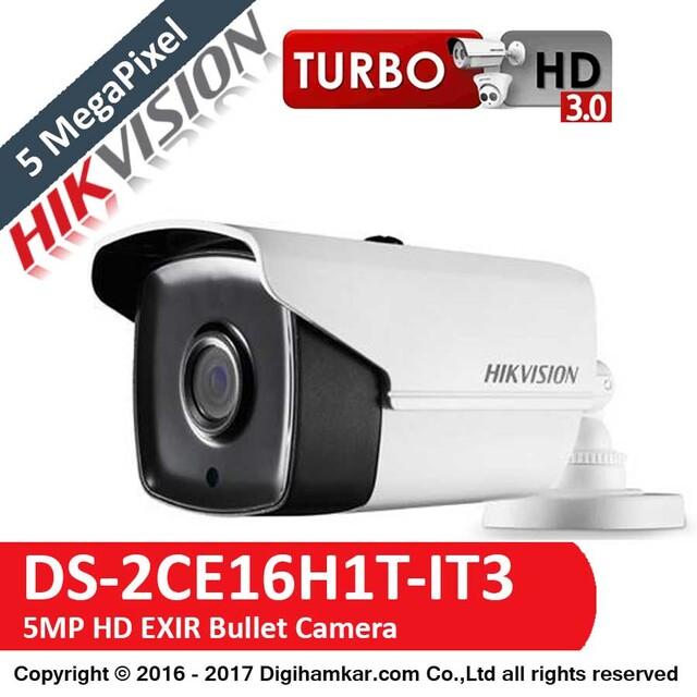 دوربین مداربسته TurboHD بولت هایک ویژن مدل DS-2CE16H1T-IT3