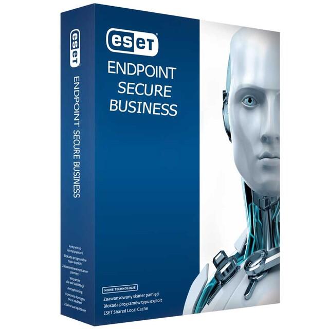 آنتی ويروس اندپوینت سکیور بیزینس ESET ENDPOINT SECURE BUSINESS پنج کاربره، يک ساله