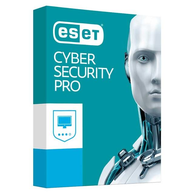 ایست سایبر سکیوریتی پرو مکینتاش ESET Cyber Security Pro يک کاربره يک ساله