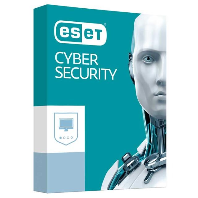 ایست سایبر سکیوریتی مکینتاش ESET Cyber Security يک کاربره يک ساله