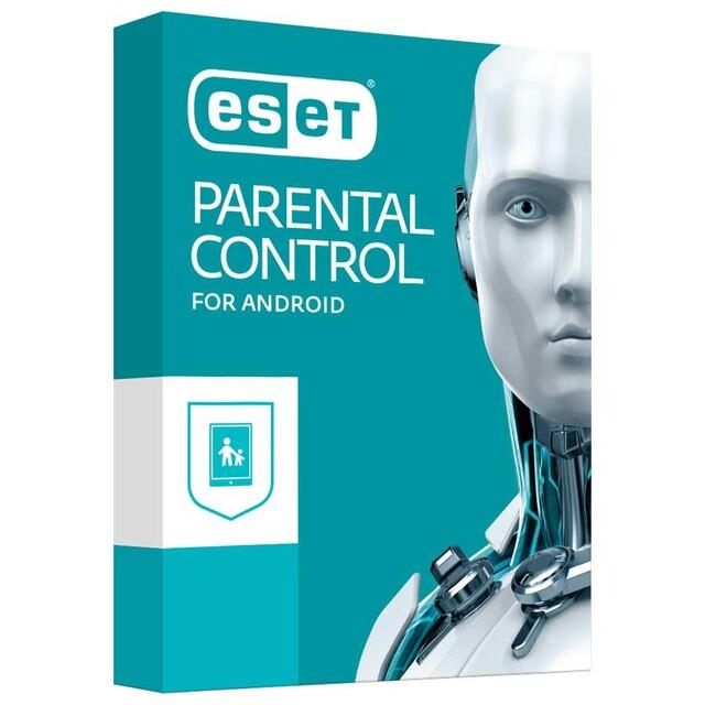 ايست کنترل والدین ESET Parental Control يک کاربره يک ساله