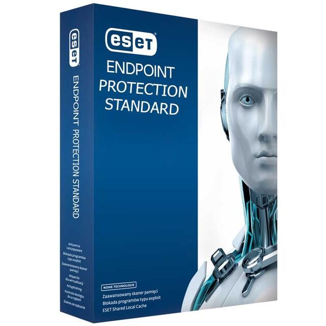 آنتی ويروس اندپوینت استاندارد ESET ENDPOINT PROTECTION STANDARD پنج کاربره، يک ساله